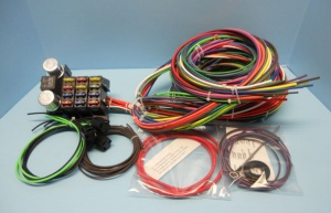 rebel wire wire kits for real rods rh rebelwire com Universal Street Rod Wiring Harness 1986 Honda Rebel Wiring-Diagram