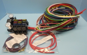 rebel wire wire kits for real rods rh rebelwire com 1986 Honda Rebel Wiring-Diagram Rebel Wiring Harness Diagram
