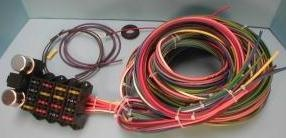 Rebel Wire 21 Circuit RIGHT HAND DRIVE Wiring Harness