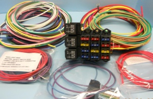 productlist pic64 rebel wire wire kits for real rods 6 volt universal wiring harness at fashall.co