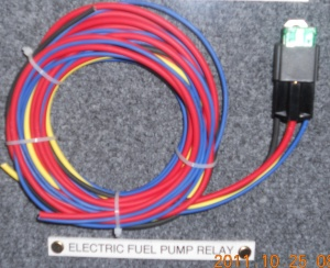 rebel wire accessory kits for real rods rebel wire s electric fuel pump relay kit